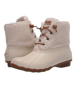Sperry W's Saltwater Cozy Off-White Duck Boot