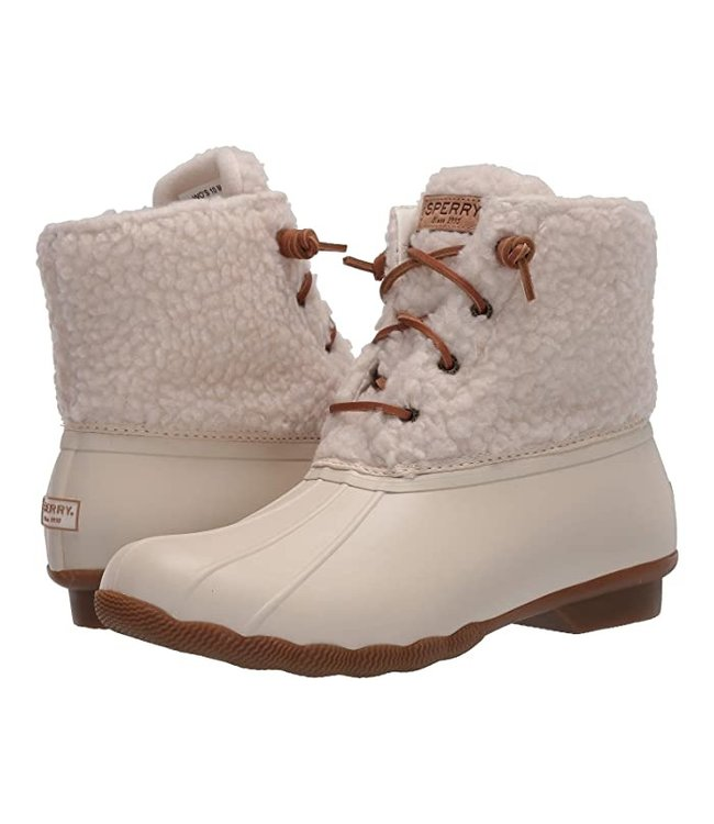 W's Saltwater Cozy Off-White Duck Boot
