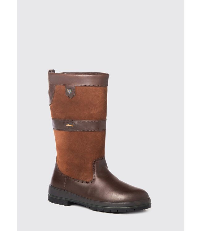 Dubarry M's Kildare Gore-Tex Lined Waterproof Leather Boot