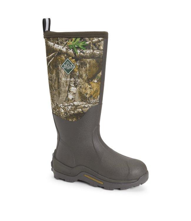 The Original Muck Boot Company M's Woody Max Realtree Edge Muck Boot