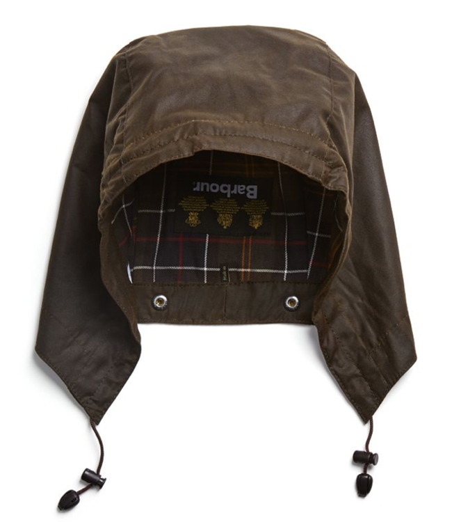 Barbour Barbour Classic Sylkoil Hood