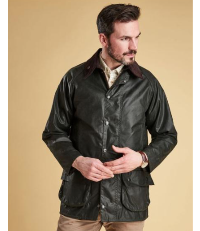 Barbour M's Classic Beaufort Wax Jacket