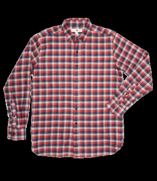 DUCKHEAD M's Townsend Flannel Shirt