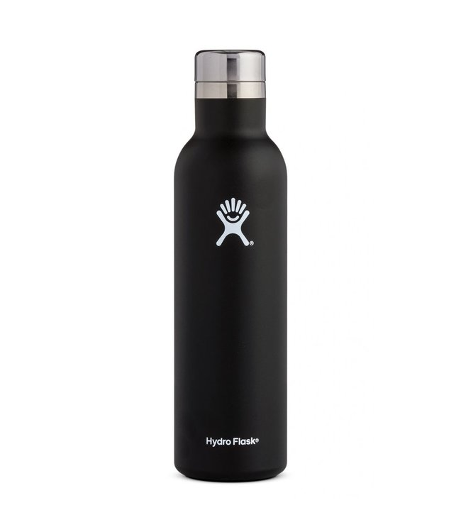 Hydro Flask Double wall vacuum insulated wine bottle