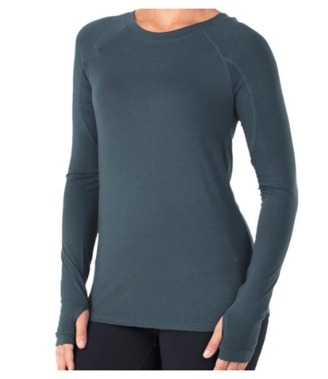 Free Fly W's Bamboo Midweight L/S
