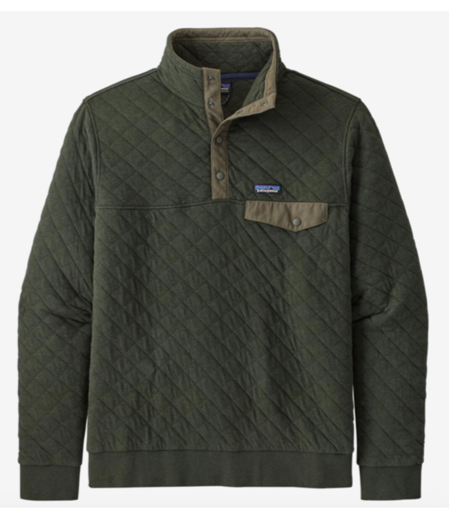 Patagonia M's Organic Cotton Quilt Snap-T Pullover