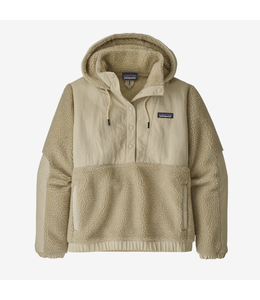 Patagonia W's Shelled Retro-X Fleece Pullover
