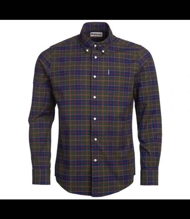 Barbour M's Tartan 6 Tailored Shirt