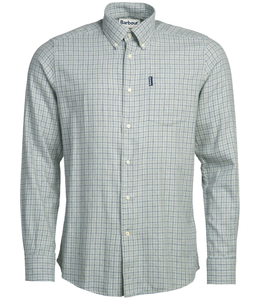 Barbour M's Eco 4 Tailored Shirt
