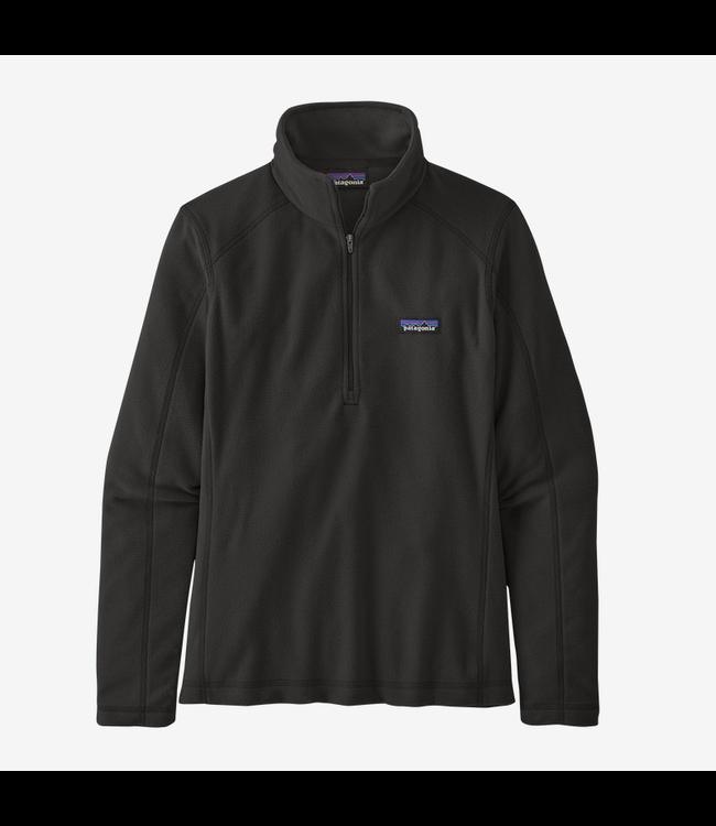 Patagonia W's Micro D 1/4-Zip Fleece