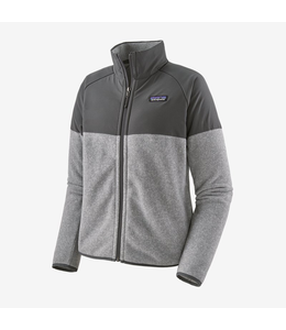 Patagonia W's Lightweight Better Sweater Shelled Fleece Jacket