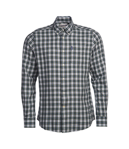 Barbour M's Eco 3 Tailored Shirt