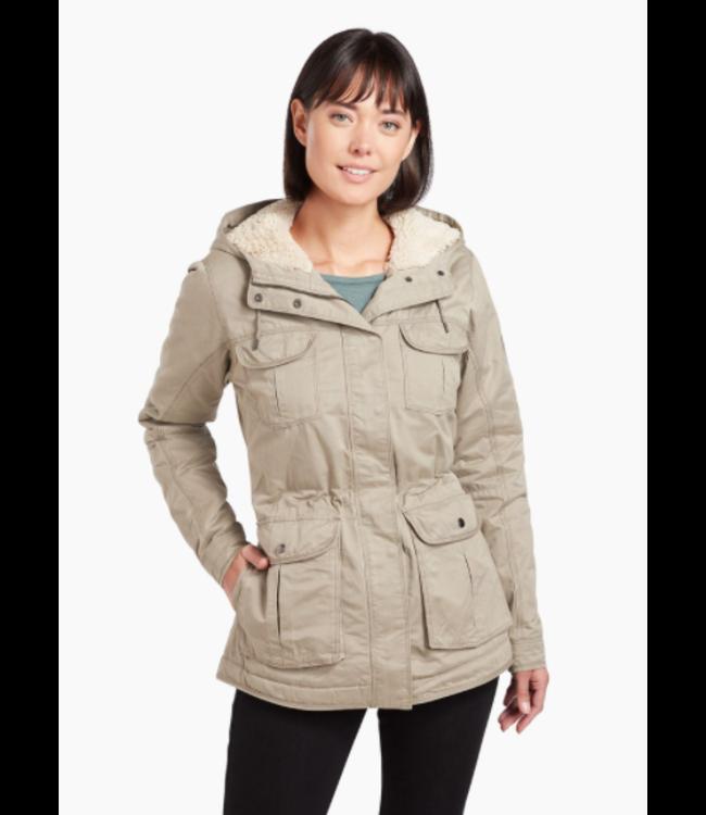 Kuhl W's Fleece Lined Luna Jacket