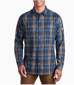 Kuhl M's Fugitive Flannel L/S