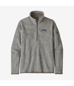 Patagonia W's Better Sweater 1/4 Zip Fleece