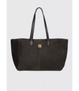 Dubarry Baltinglass Black Tote Bag
