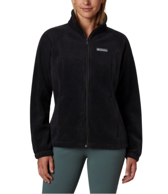 Columbia W's Benton Springs Full Zip Fleece Jacket
