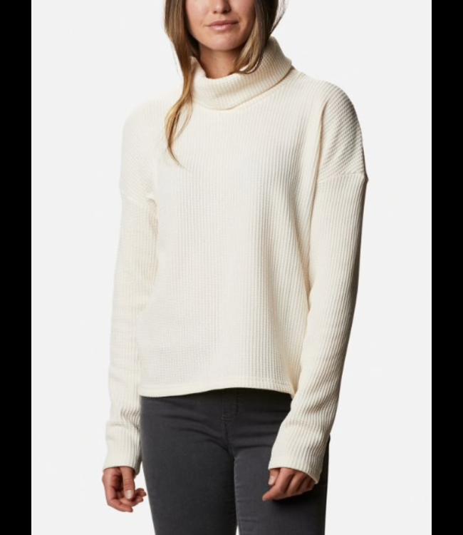 Columbia W's Chillin Fleece Pullover