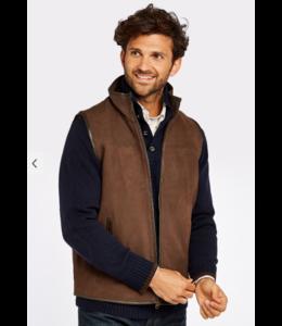 Dubarry M's Dunhill Leather Vest