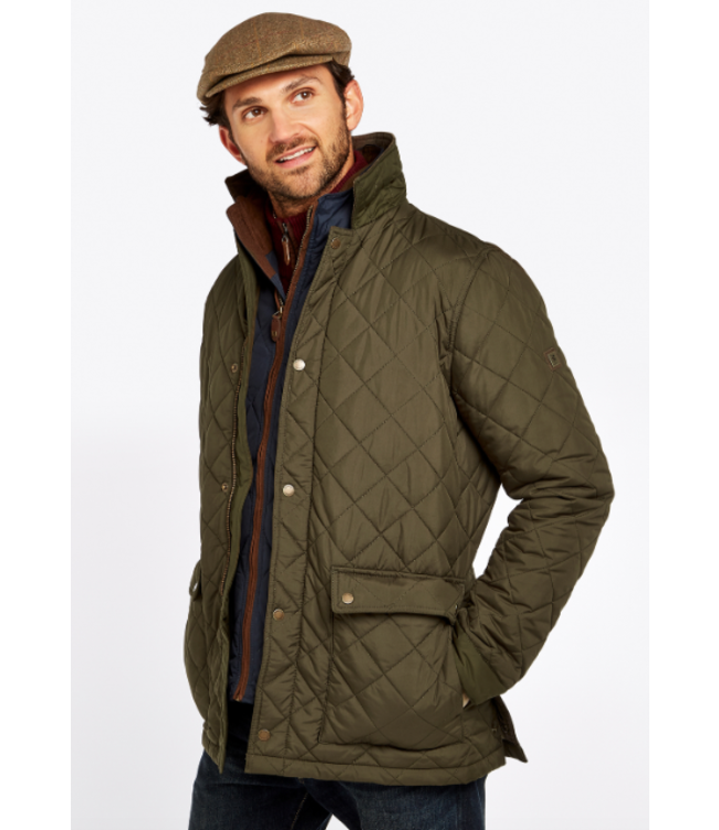 Dubarry M's Adare Quilted Jacket