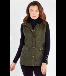 Dubarry W's Pembroke Wax Vest