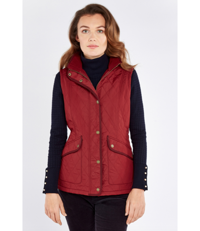 Dubarry W's Clonmel Quilted Vest