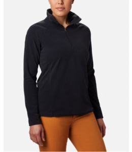 Columbia W's Glacial IV Half Zip Fleece