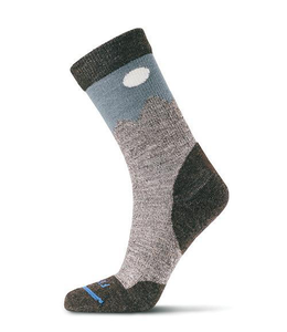 Fits Light Hiker (Teton) Crew Sock