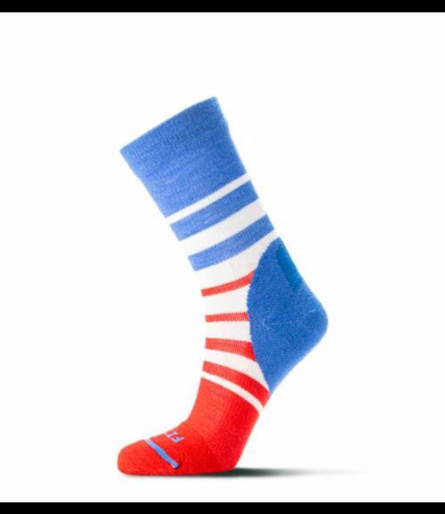 Fits Light Hiker (Tri-Stripe) Mini-Crew Sock