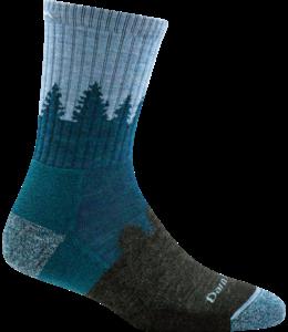 Darn Tough W's Treeline Micro Crew Cushion Sock