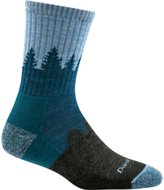 Darn Tough W's Treeline Micro Crew Cushion Sock