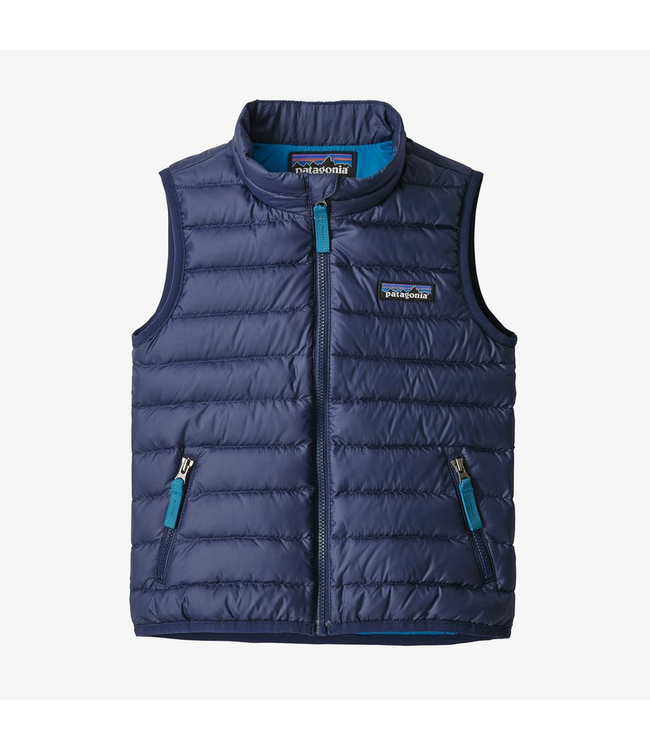 Patagonia Baby Boy's Down Sweater Vest