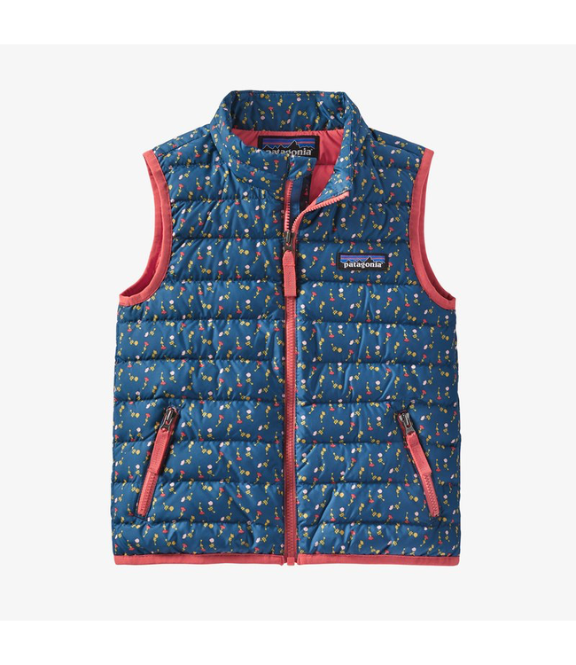 Patagonia Baby Girl's Baby Down Sweater Vest