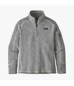 Patagonia Girls' Better Sweater 1/4-Zip Fleece