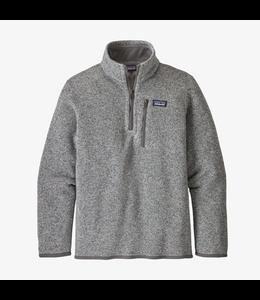 Patagonia Boys' Better Sweater 1/4-Zip Fleece