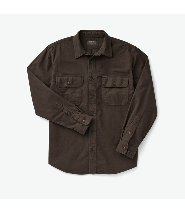 Filson Field Flannel Shirt