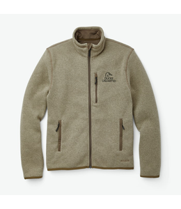 Filson Ducks Unlimited Ridgeway Fleece Jacket