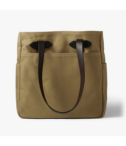 Filson Rugged Twill Tote Bag-Tan
