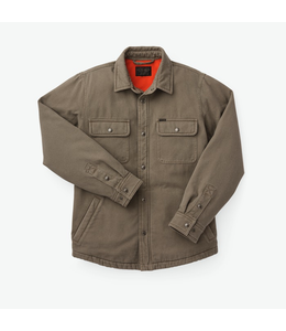 Filson M's Fleece Lined Jac-Shirt