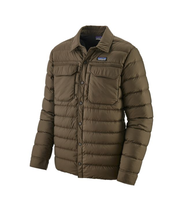 Patagonia M's Silent Down Shirt Jacket