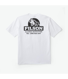 Filson M's S/S Outfitter Graphic T-Shirt