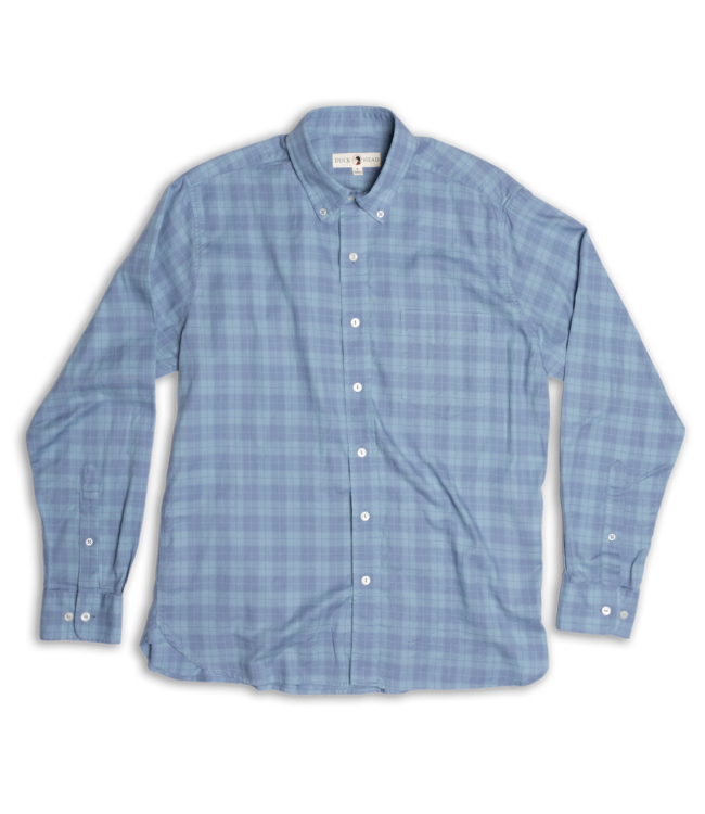 DUCKHEAD M's Marshfield Button-Up L/S
