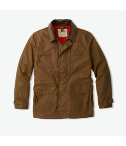 Filson Ducks Unlimited Cover Cloth Mile Marker Coat