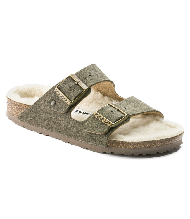 Birkenstock Arizona Wool Felt