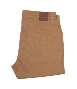 DUCKHEAD M's 1865 Five-Pocket Pinpoint Canvas