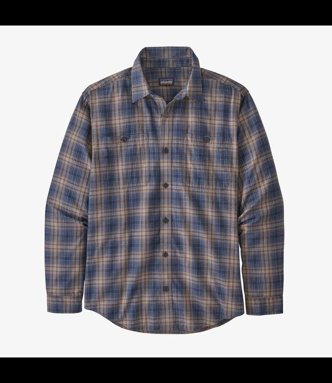 Patagonia M's Long-Sleeved Organic Pima Cotton Shirt
