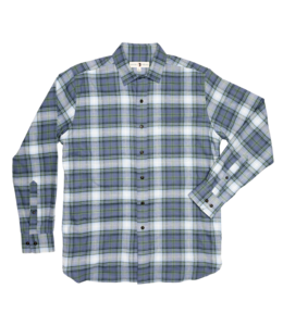 DUCKHEAD M's Plainfield Flannel Shirt