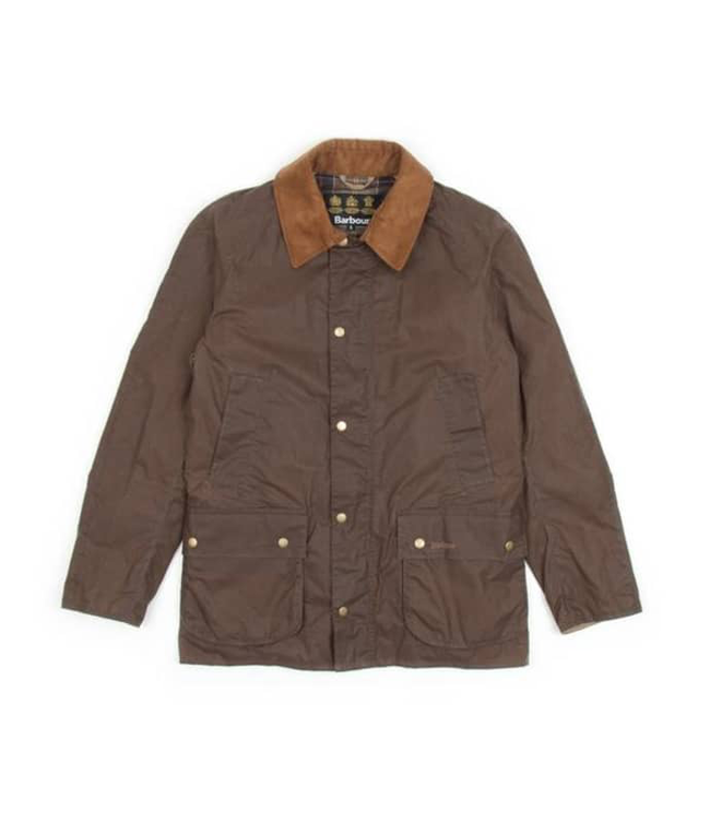 Barbour M's Barbour Lightweight Ashby Waxed Jacket