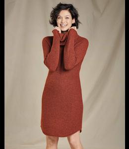 Toad & Co. W's Chelsea Turtleneck Dress