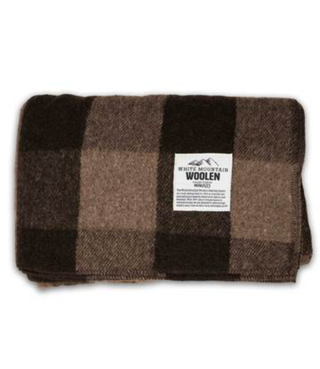 Minus33 White Mountain Woolen Camp Blanket